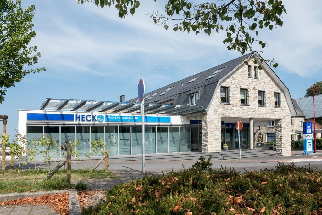 Bütgenbach neues Gebäude